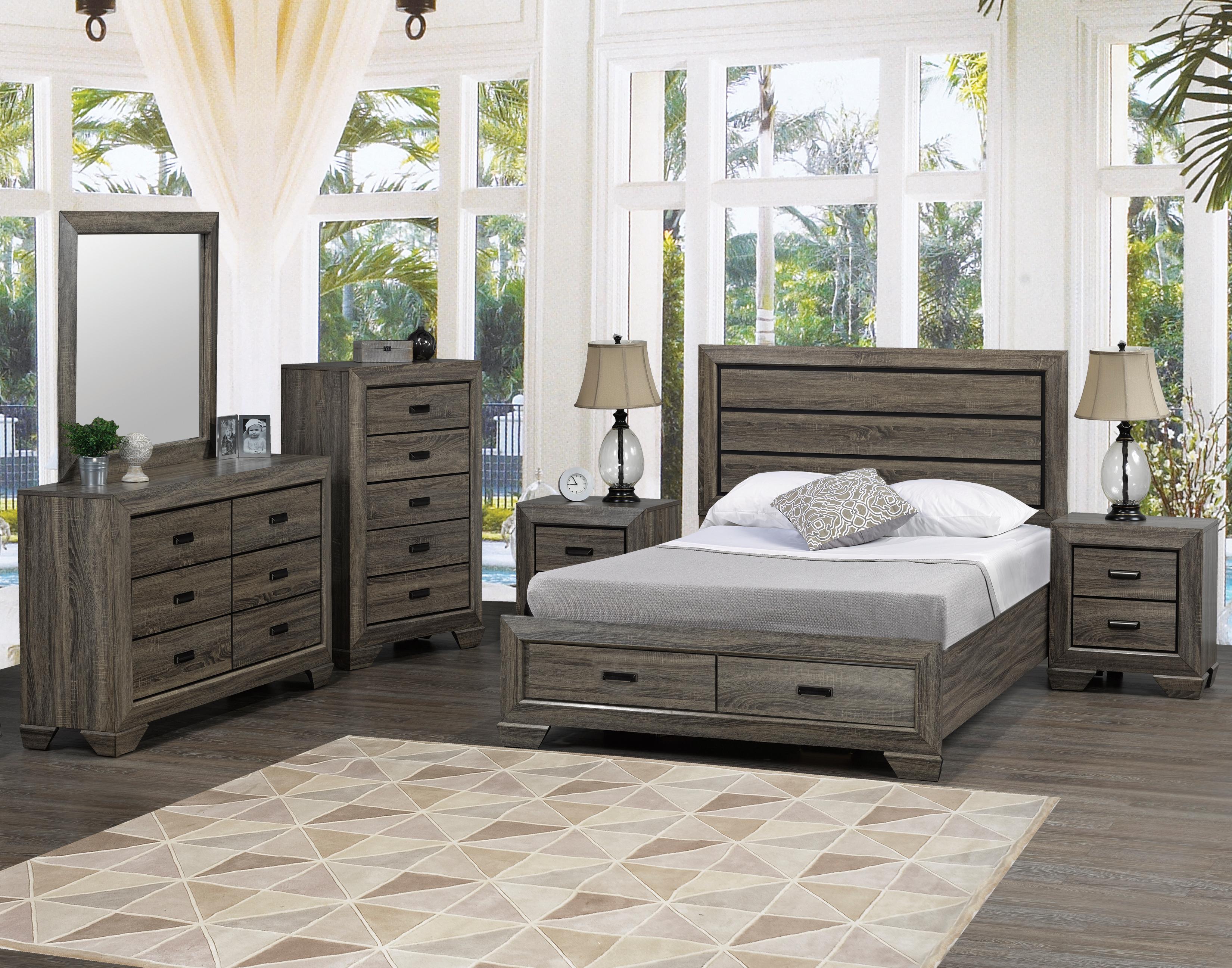 Jenna Bedroom Suite Brooks Furniture