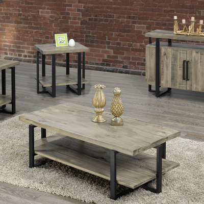 Brooks Furniture - BRT-5045 Coffee Table Set