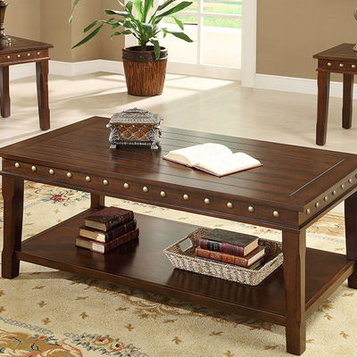Brooks Furniture - BRT-5205 Coffee Table Set