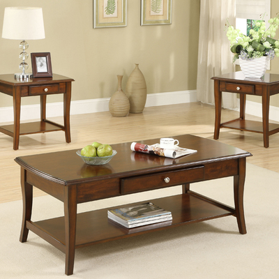 Brooks Furniture - BRT-5210 Coffee Table Set