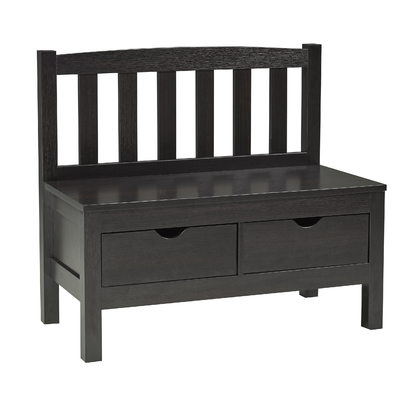 Brooks Furniture - Bench With Storage Drawers