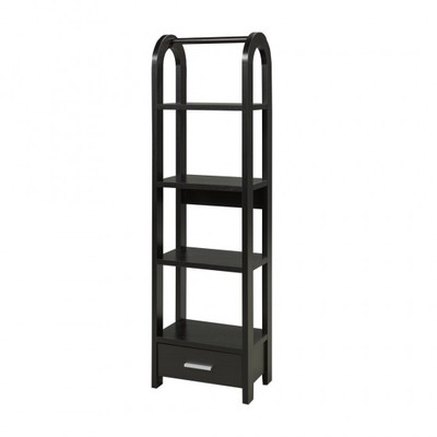 Brooks Furniture - 14905-BK DISPLAY SHELF BLACK